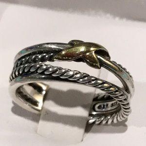 Authentic David Yurman Ring